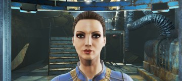Fallout 4 Valkyrie character 3