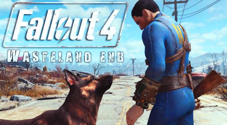 Fallout 4 Wasteland ENB by OpticTrukZ