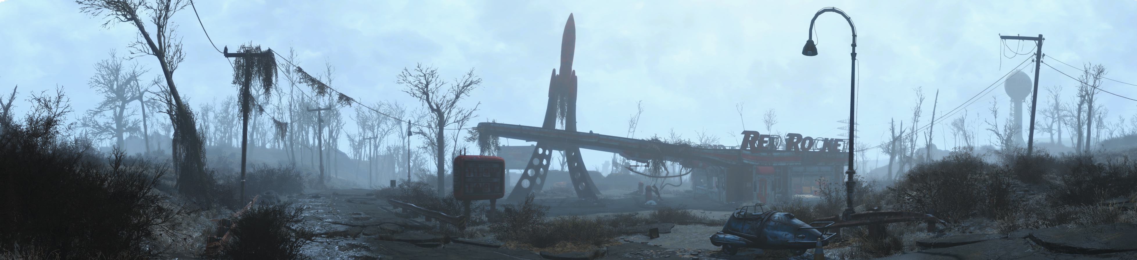 Fallout 4 team shows the amazing Graphics Technology ...
