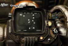 Fallout Texture Overhaul PipBoy (Pip-Boy) UHD 4K 1