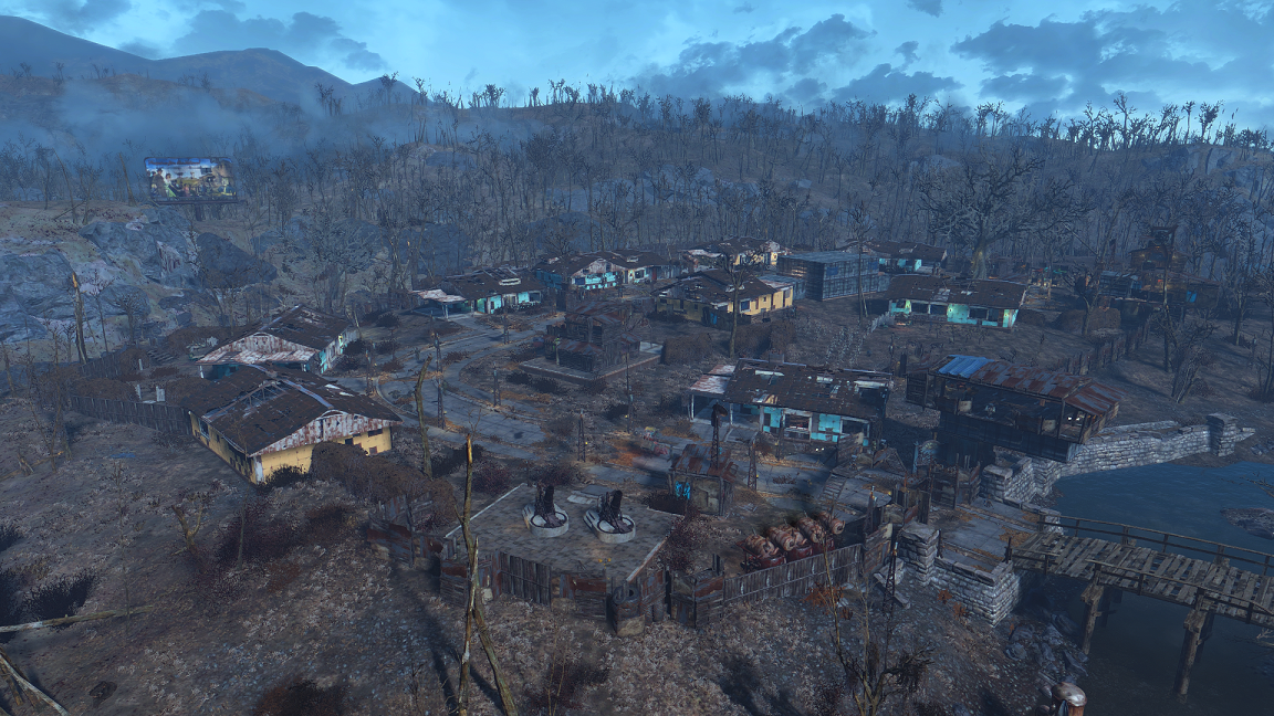 Fully Walled Off Sanctuary Hills With Multiple Gates