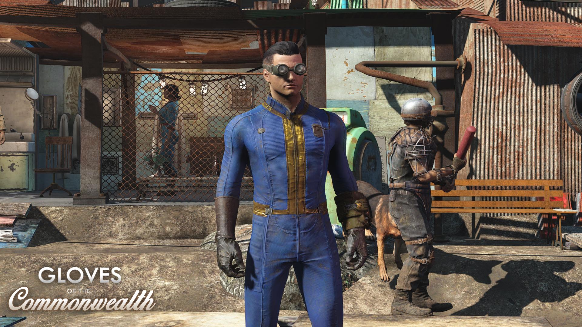 Fallout  Reinhardt Build