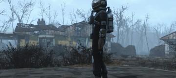 Grey and Black Hazmat Suit - Retexture - 5