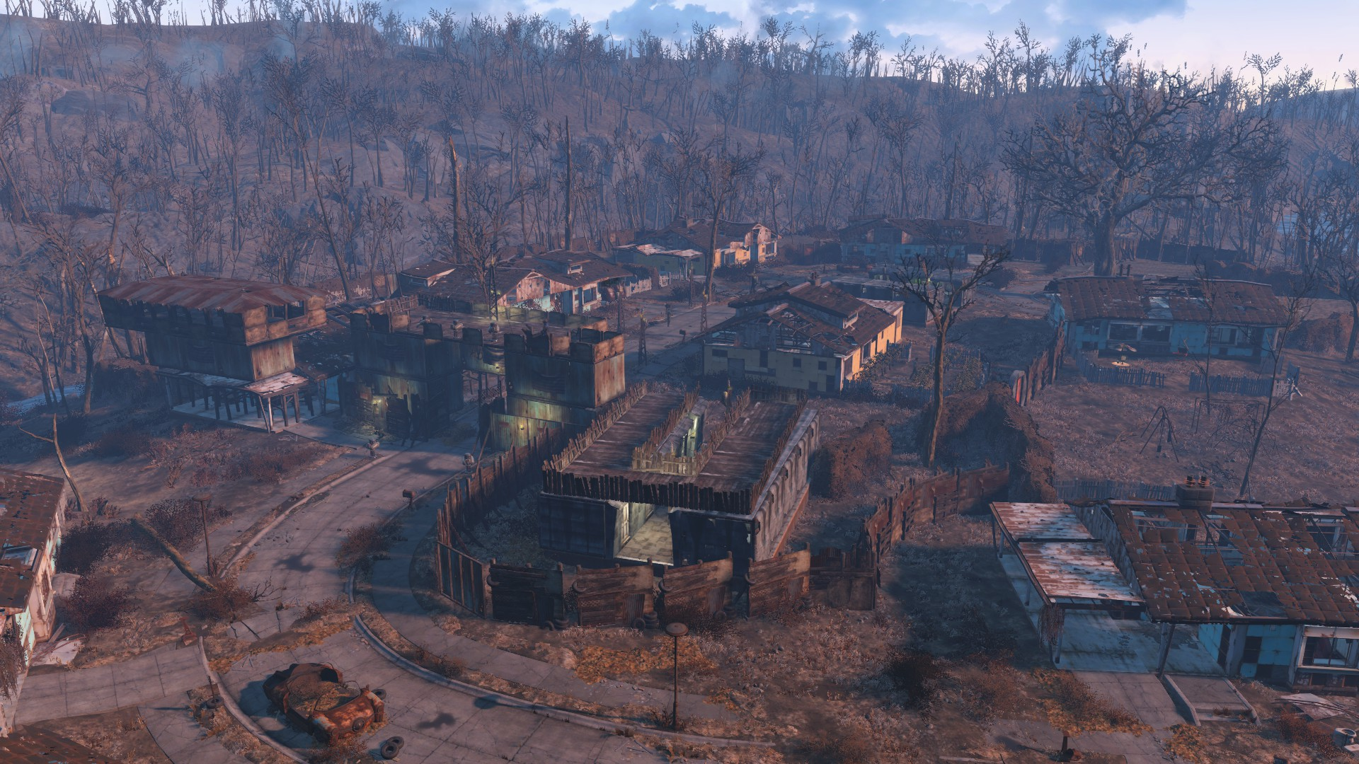 Design This Home Level Cheats High Security Sanctuary Fallout 4 Fo4 Mods