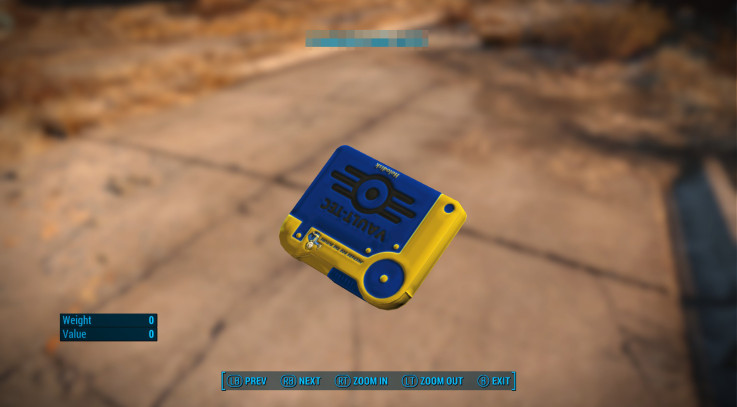 Holodisks by Vault-Tec