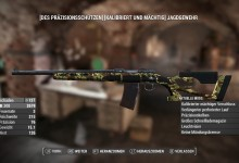 Hunting Rifle Tactical Camouflage 3