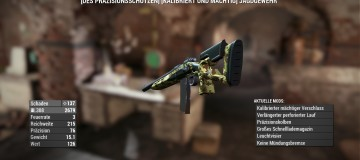 Hunting Rifle Tactical Camouflage 4