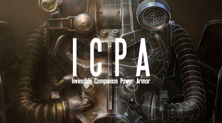 ICPA - Invincible Companion Power Armor