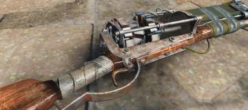 Laser Musket retexture