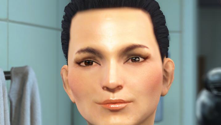 Li Na - Asian Female Character