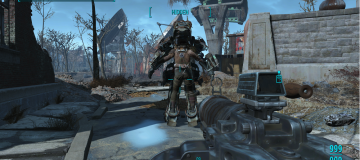 Loot Powered Armor Frame 1