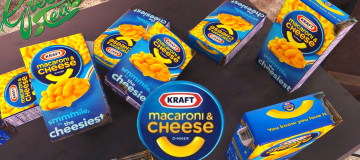 Mac and Cheese HD Texture