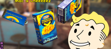 Mac and Cheese HD Texture 2