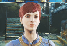 Madeline Save Game Preset FO4 1