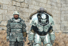 Military Power Armor