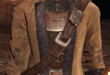 Minute Man General's Uniform Preston Garvey Style