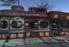 More Fallout 4 PC Gameplay Screenshots was Leaked-10