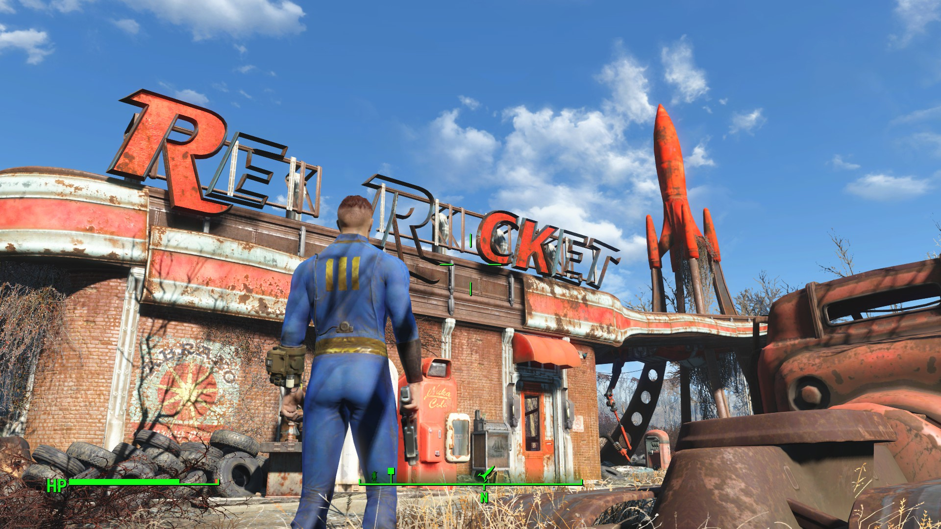 More fallout 4 pc gameplay screenshots was leaked How to make your own house in fallout 3