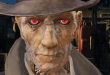 Nick Valentine New Eyes