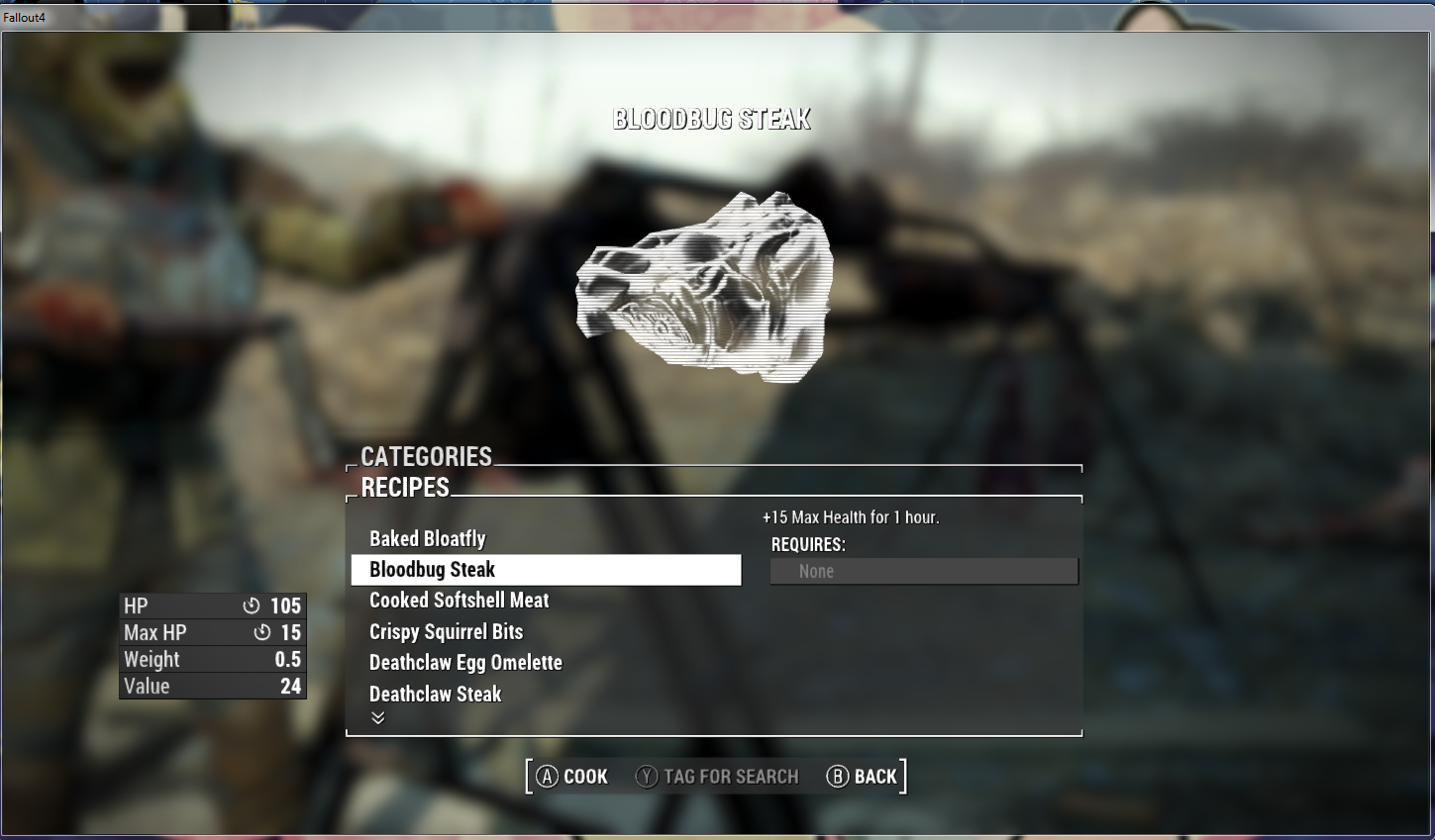 Fallout Chem Crafting To Sell