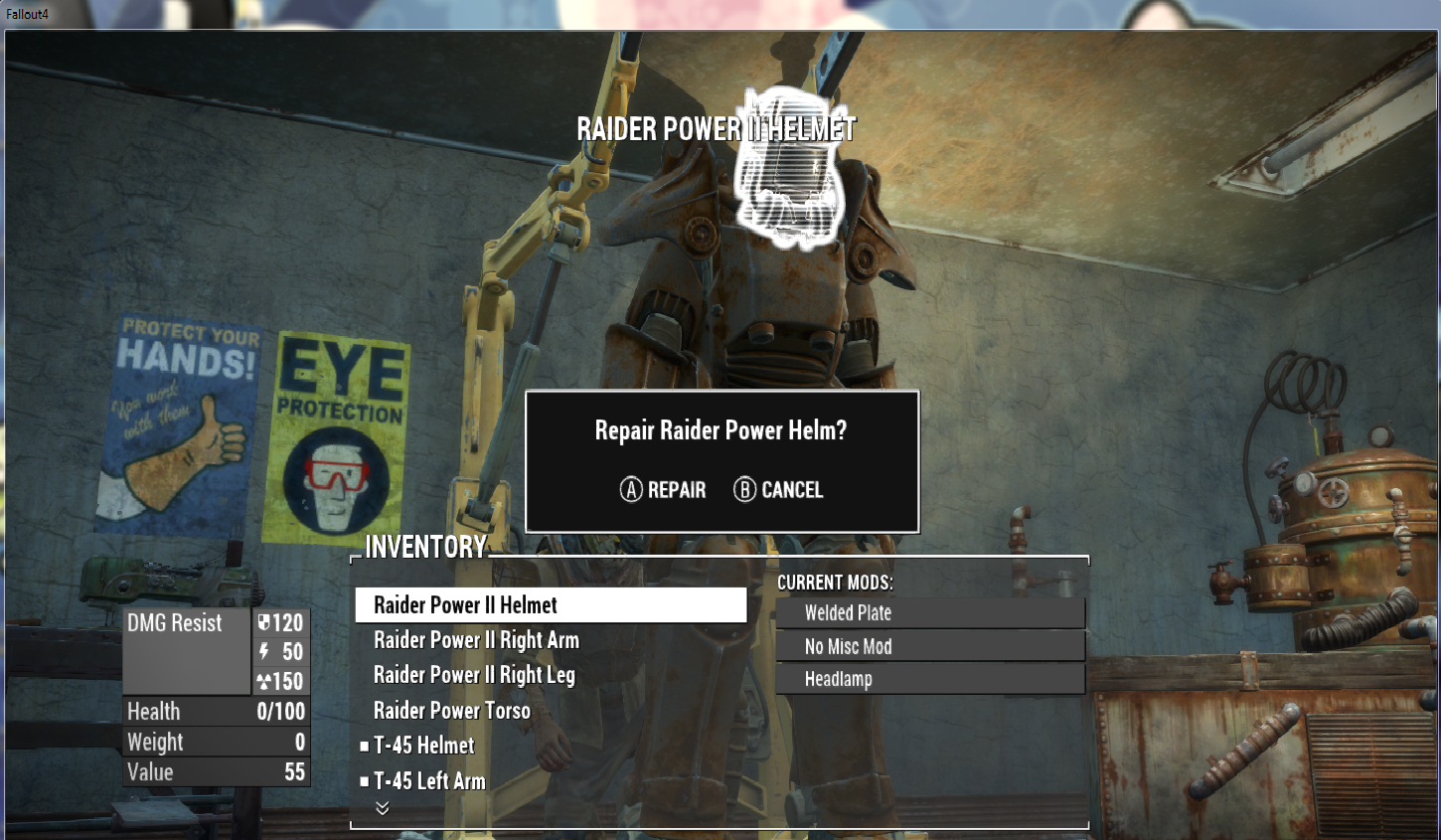 how to find armors in console command fallout 4