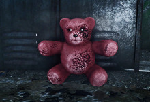 Pink Breaking Bad Teddy Bear 1