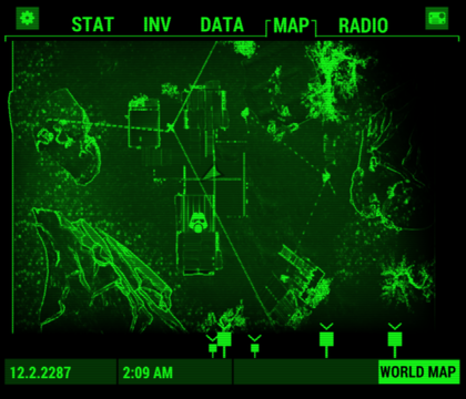 Pip-Boy App Local Map Fix