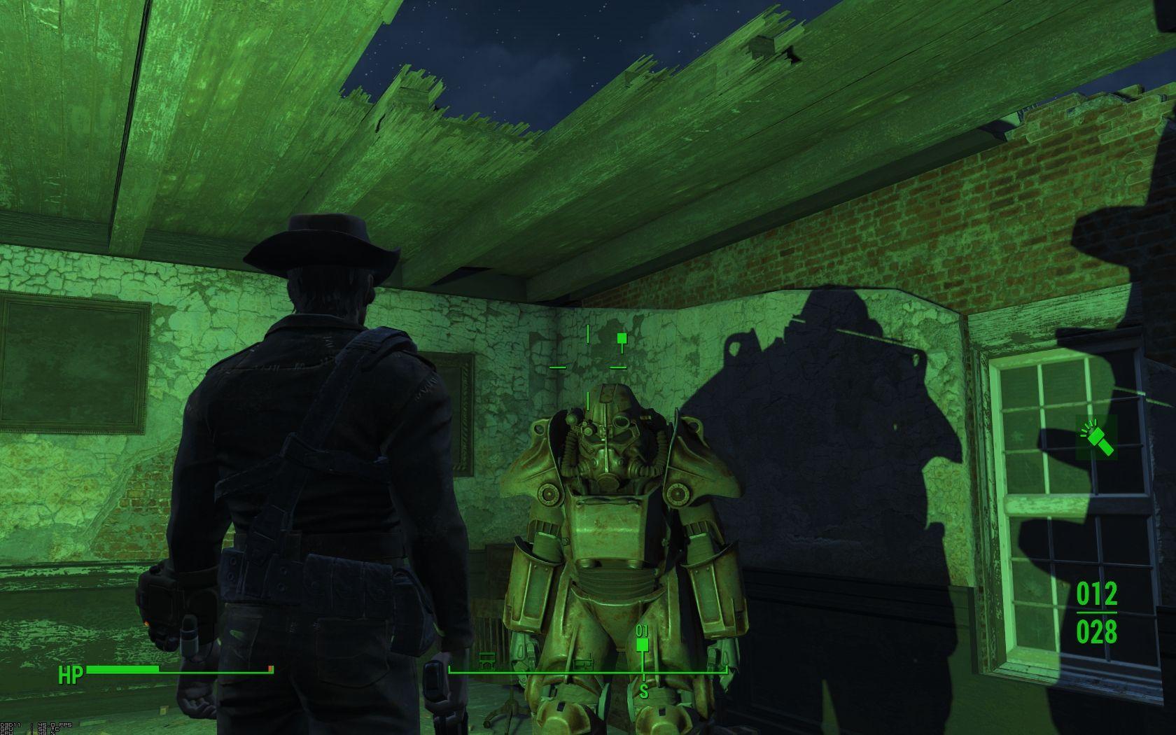 Fallout 4 моды свет
