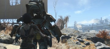 Power Armor Fast Exit