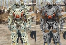 Power Armour Frame - Steel (PAF-Steel)