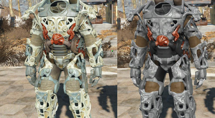 Power Armour Frame - Steel (PAF-Steel)