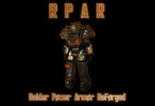 RPAR - Raider Power Armor ReForged