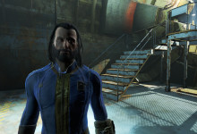 Rick Grimes from Walking Dead Inspired Save File 4