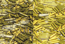 Shiny Bullet Shells