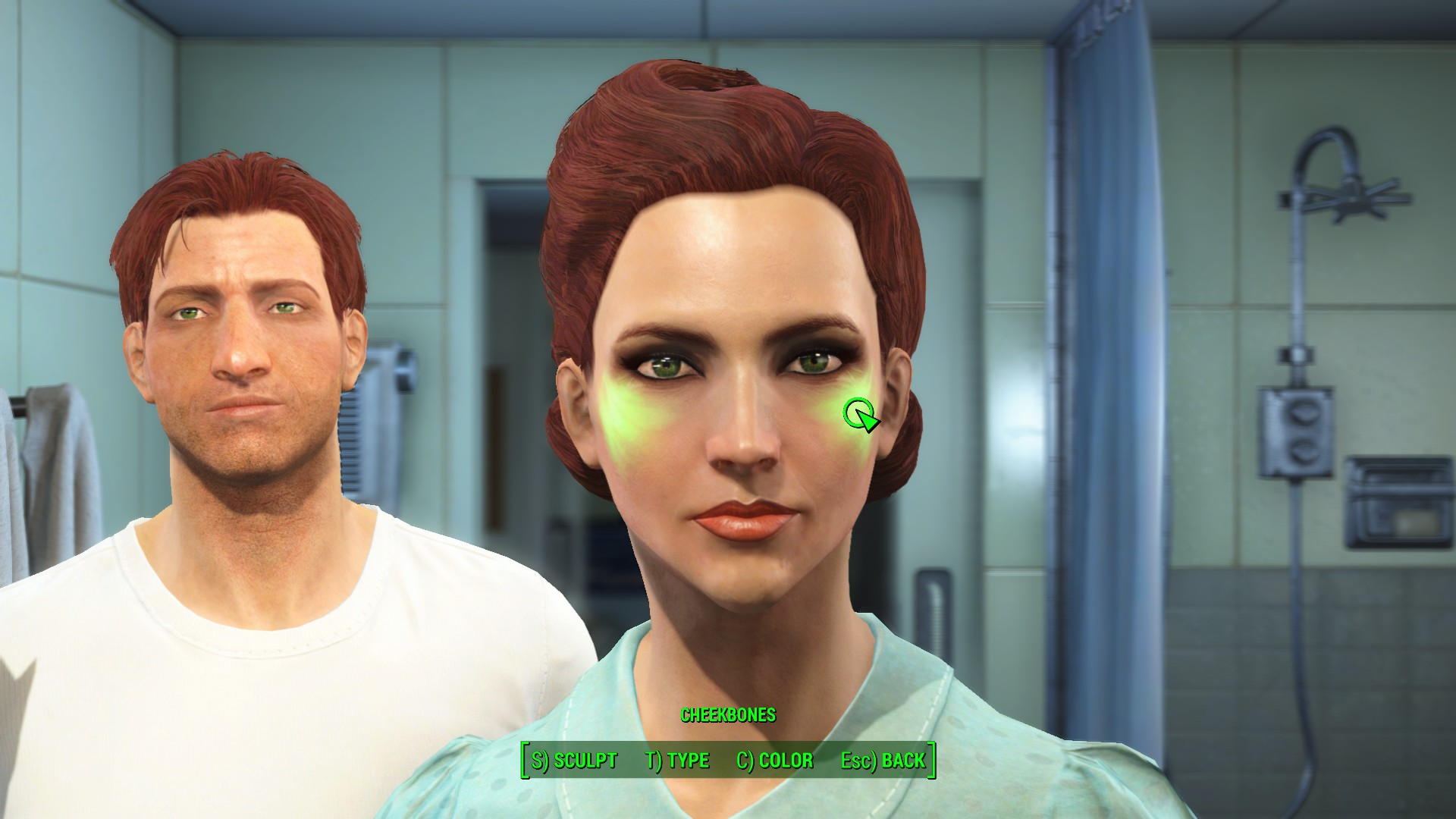 fallout 4 ps4 how to give jobs