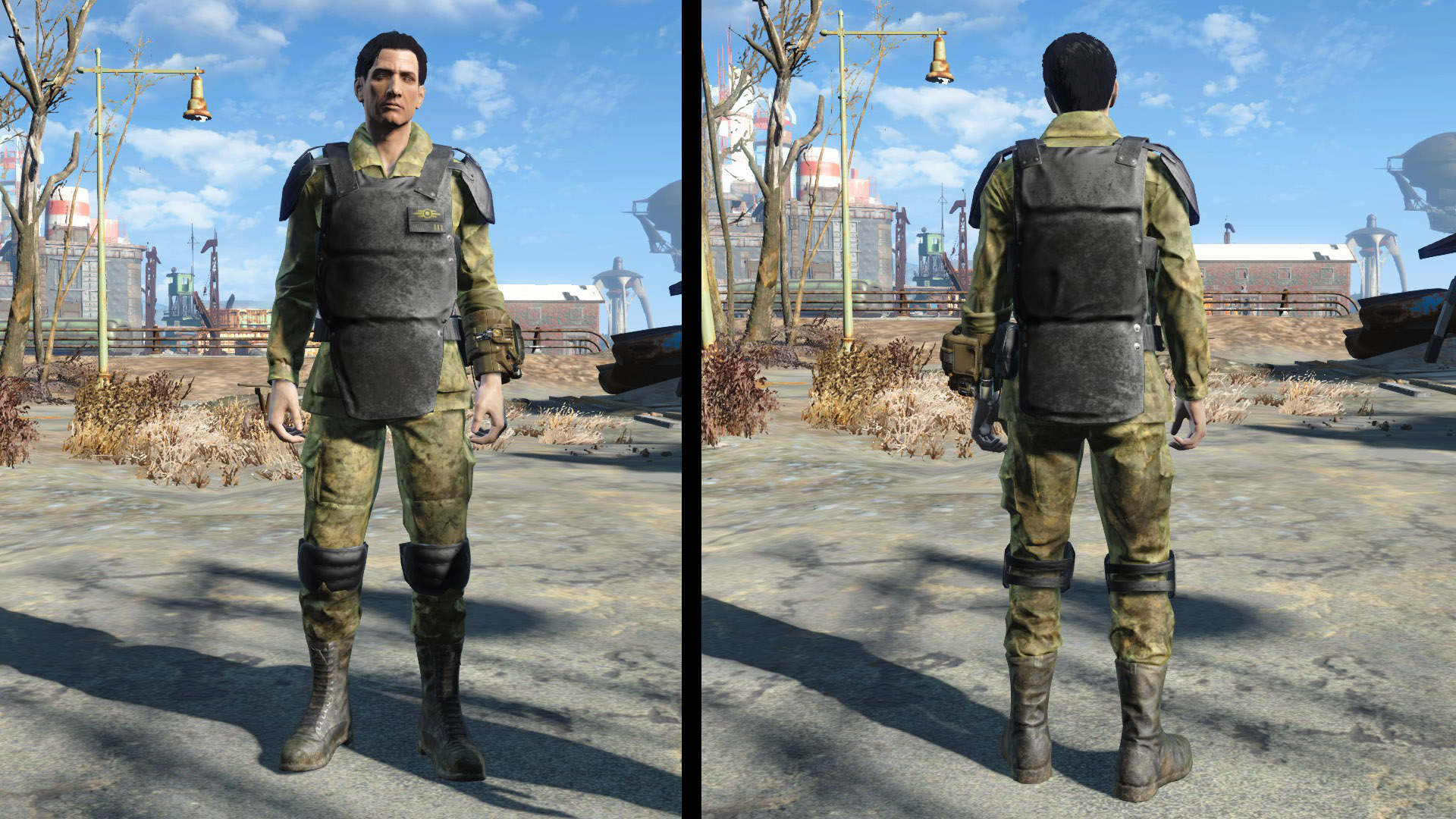 how to get npc ouit of power armor fallout 4