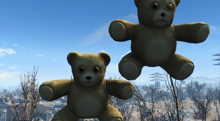 Teddy Bear Nukes