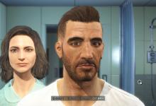 The Stranger - Male Savegame