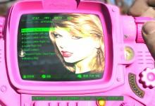 TheXzi's Taylor Swift Pit-Boy Background image mod v1.0