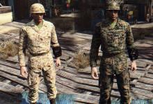 USMC Marpat Army Fatigues