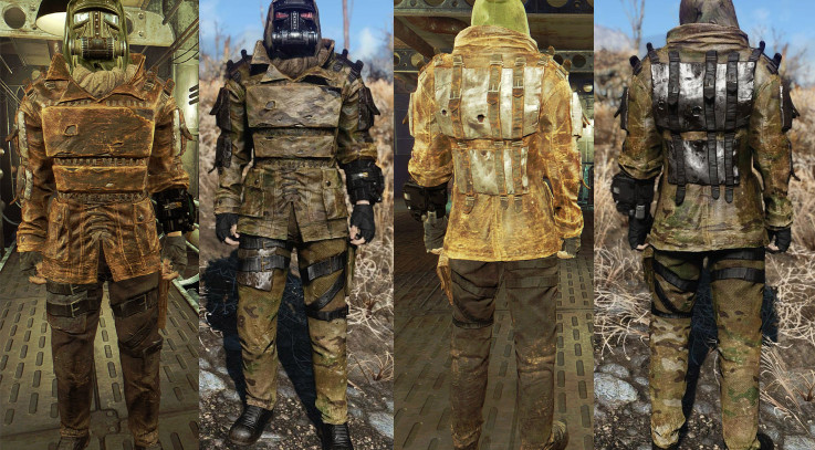 Wasteland Operator HD (Multicam Railroad Armor and Assault Gas Mask) 2