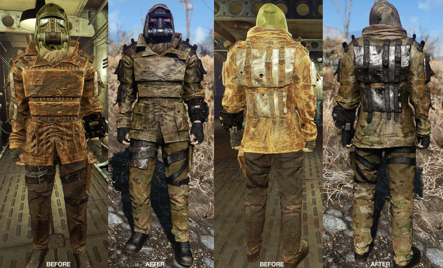 Metal Gear Solid  All Camo And Face Paint Locations