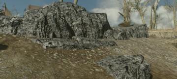 Wasteland Rocks HD