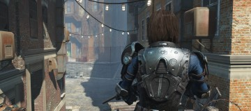 Advanced Carbon Combat Armour N7 Craftable 2