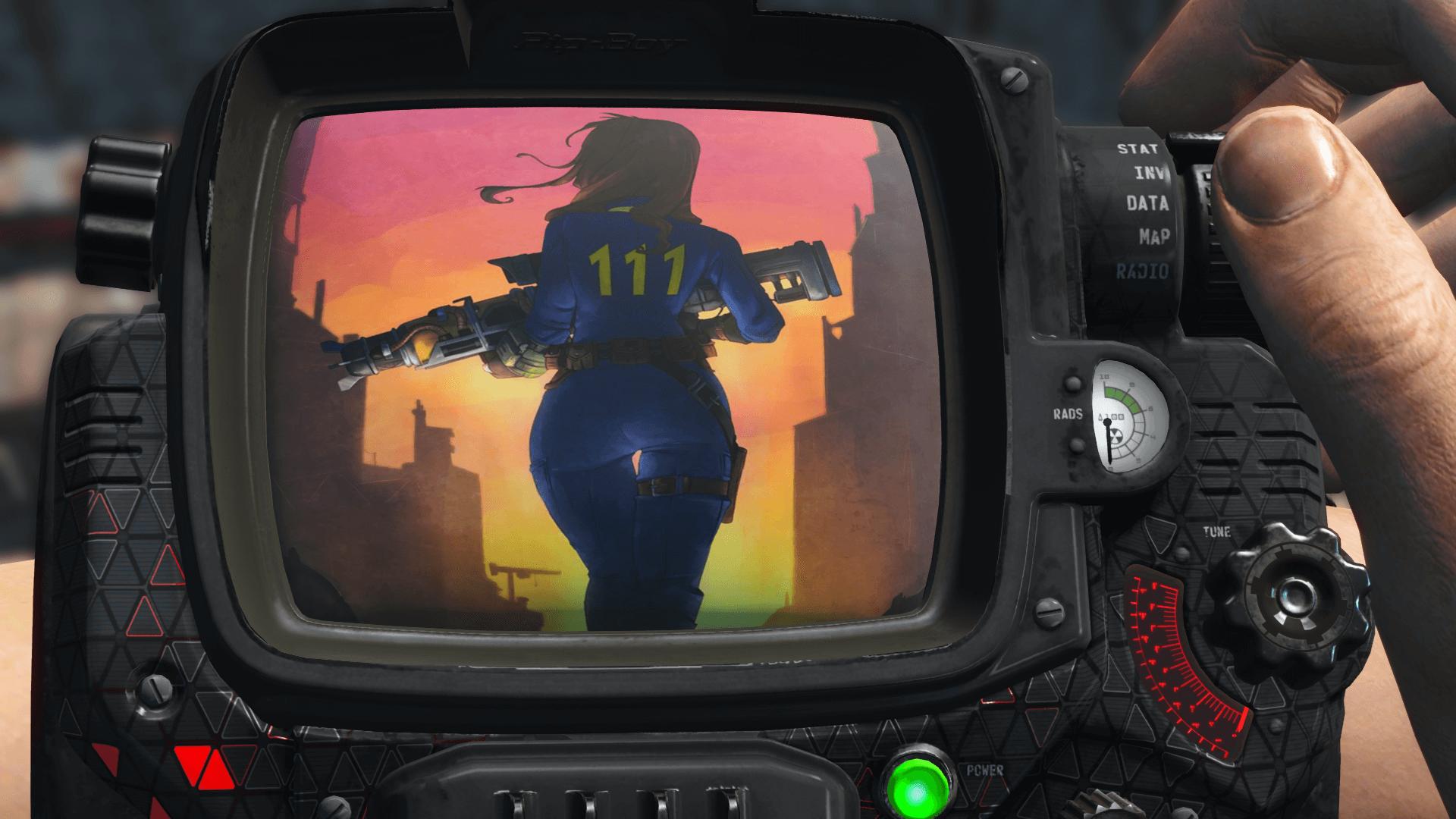 Best pip boy mods fallout 4