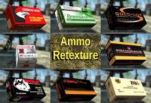 Ammo Retexture