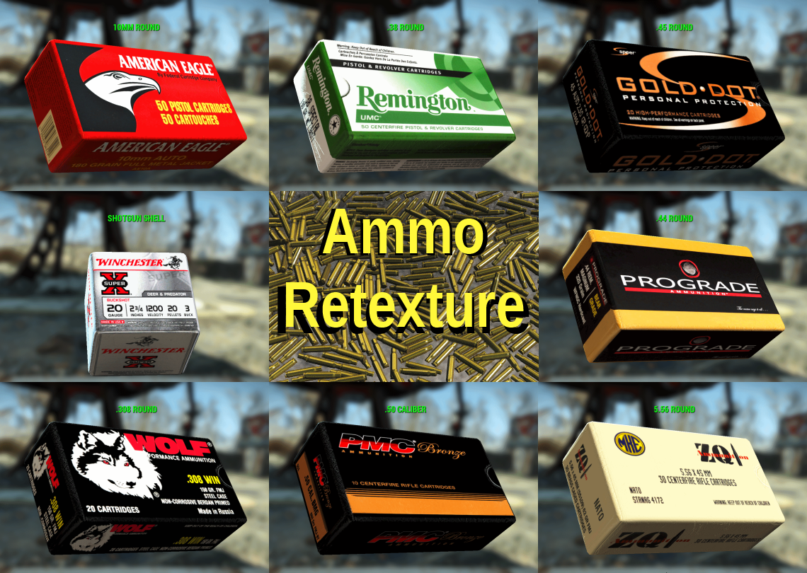 Can You Craft Ammo Fallout