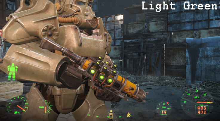 Another Glowing Plasma Weapon Mod6