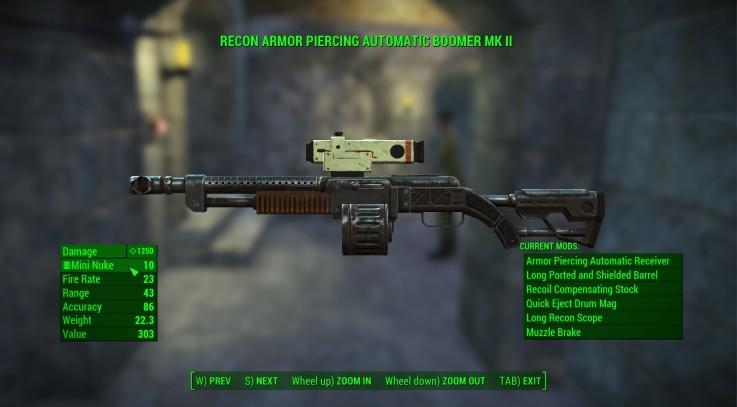 Boomer - Missile and Nuke Shotguns 2