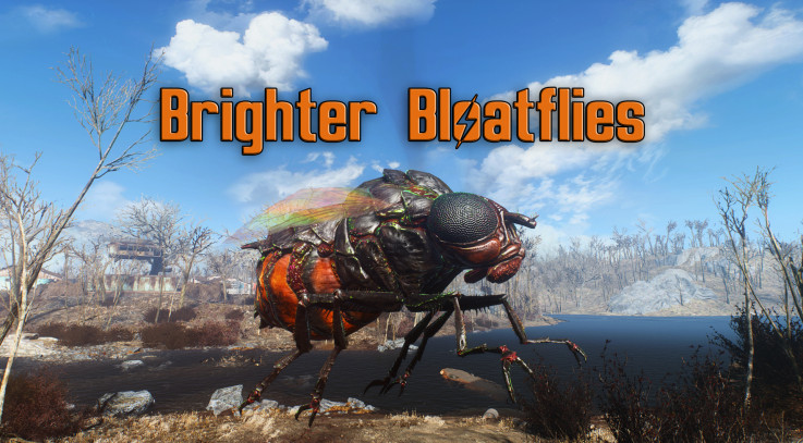 Brighter Bloatflies
